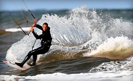 YK Kiteboarding & SUP: 1-Person 3-Hour Semiprivate Kiteboarding Lesson - YK Kiteboarding & SUP in