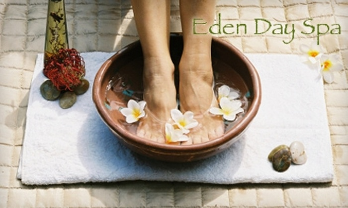 Eden Day Spa - Germantown: $25 for a Spa Pedicure at Eden Day Spa in Germantown ($50 Value)