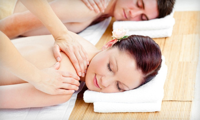 Mind & Body Day Spa - Roswell-Alpharetta: Couples-Massage Lesson or Couples Massage with Complimentary at Mind & Body Day Spa in Alpharetta (Up to 59% Off)