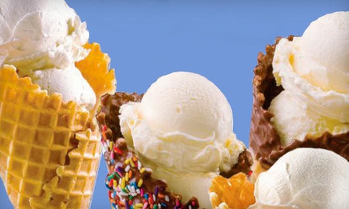 Ritter's Frozen Custard - Multiple Locations: $3 for $6 Worth of Frozen Treats at Ritter's Frozen Custard
