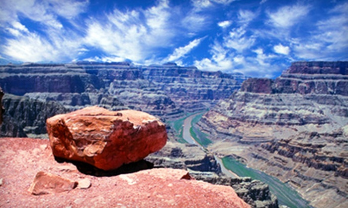 Grand Canyon by Bus - The Strip: $99 for a Grand Canyon West Rim Bus Tour from Grand Canyon by Bus ($189.99 Value)