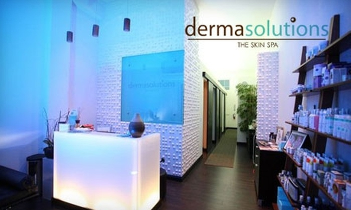 Dermasolutions – The Skin Spa - Downtown: $45 for a Custom Facial at Dermasolutions – The Skin Spa in Burlingame ($90 Value)
