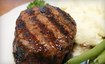 Hook and Slice Restaurant and Bar: $12 Groupon for Lunch - Hook and Slice Restaurant and Bar in El Reno