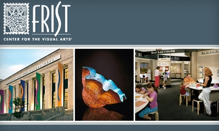 Frist Center for the Visual Arts - Downtown Nashville: $45 for a One-Year, Contributing Friend Membership to Frist Center for the Visual Arts ($100 Value)