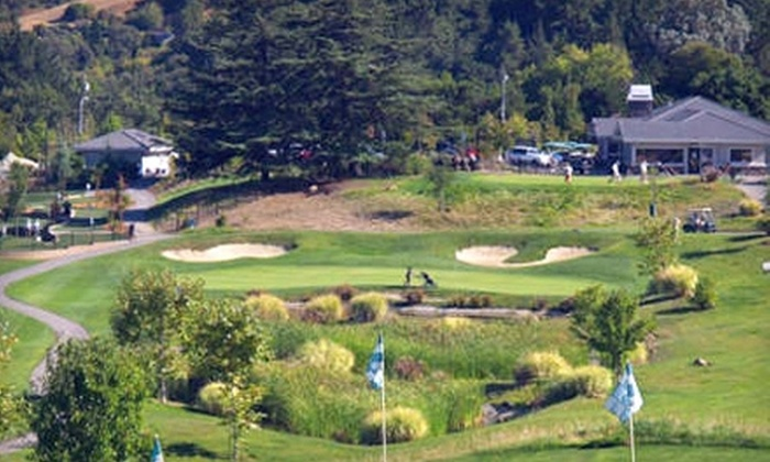 Grayson Woods Golf Course - Pleasant Hill: $23 for 9 Holes of Golf and 18 Holes on the Putting Course for Two at Grayson Woods Golf Course in Pleasant Hill (Up to $46 Value)