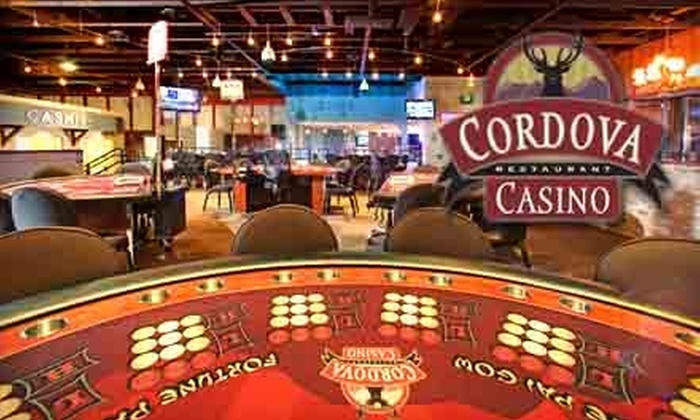 Cordova Restaurant Casino - Rancho Cordova: $7 for $15 Worth of Food and Drink and $10 Worth of Free Play Chips at Cordova Restaurant Casino