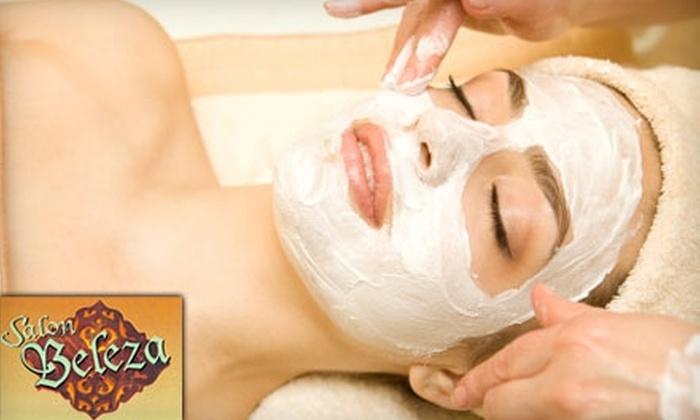 Salon Beleza - Mount Lebanon: $35 for One-Hour Facial ($85 Value)