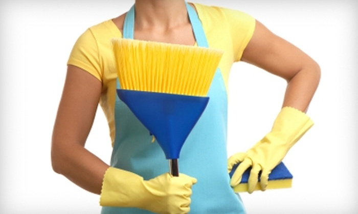 A Magic Touch Cleaning Service - Downtown Indianapolis: $60 for Two Hours of Professional Housecleaning from A Magic Touch Cleaning Service (Up to $125 Value)