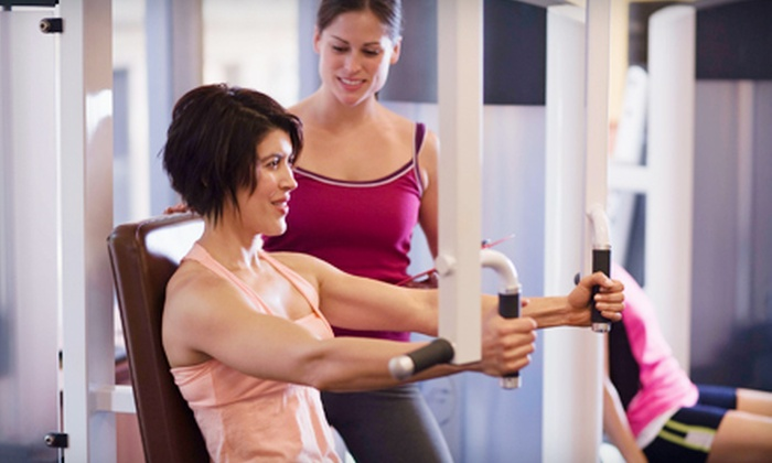 Air Fitness Chicago - Glencoe: $49 for Three One-Hour Personal-Training Sessions at Air Fitness in Glencoe ($225 Value)