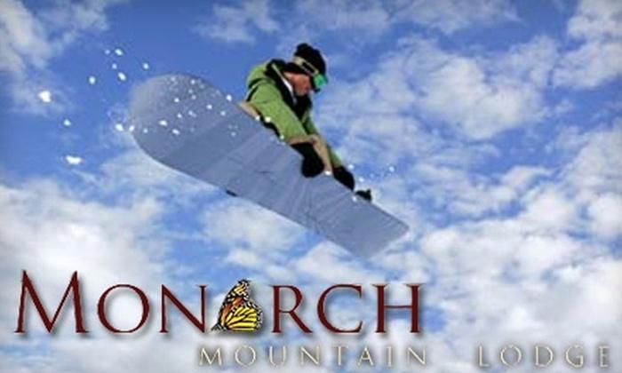 Monarch Mountain Lodge - Salida: $54 for One-Night Stay at the Monarch Mountain Lodge (Up to $139 Value)