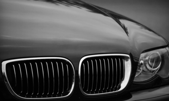 iDetail - Multiple Locations: $75 for a Mobile Auto Detailing Service (a $150 value) from iDetail