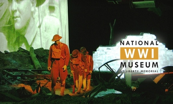 National World War I Museum - Crown Center: $45 for a One-Year Associate Membership to the National World War I Museum ($125 Value)