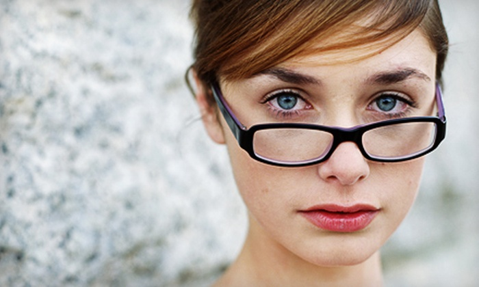 Vonnahme Eye Care - Springfield, MA: $80 for $180 Toward No-Glare Prescription Glasses or Polarized Prescription Sunglasses at Vonnahme Eye Care