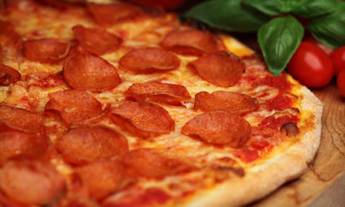 Willows Pizza & Restaurant - South Portland: $10 for $20 Worth of Pizzeria Fare at Willows Pizza & Restaurant