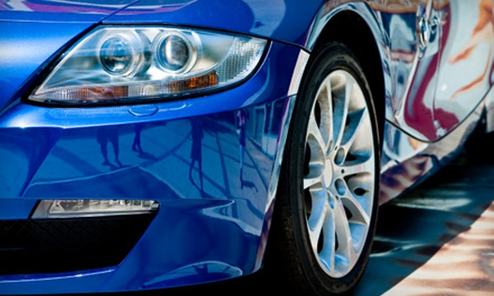 Shining Star Mobile Detail - Raleigh / Durham: $62 for an Interior and Exterior Detail from Shining Star Mobile Detail (Up to $130 Value)