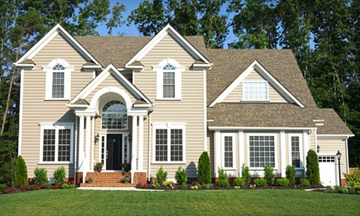 Icon Painting - Overland Park: $99 for $400 Toward Exterior Painting of Whole House or Power Washing from Icon Painting (Up to 75% Off)