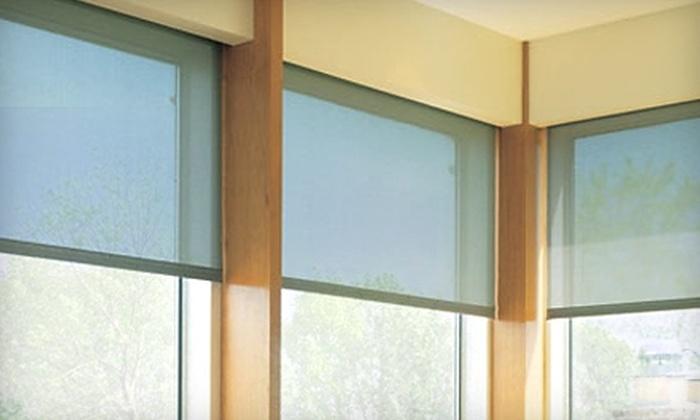 Rosenberg Power Window Treatments - NoLita: $699 for $1,500 Worth of Power-Window Treatments from Rosenberg Electronic Window Treatments