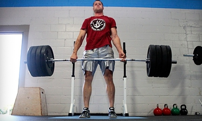 CrossFit Dunamis - Sioux Falls: $25 for a Five-Class Pass at CrossFit Dunamis ($75 Value)
