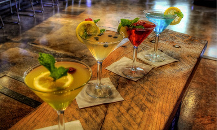SEED Eco Lounge - Downtown Savannah: $15 for $30 Worth of Organic Libations at SEED Eco Lounge