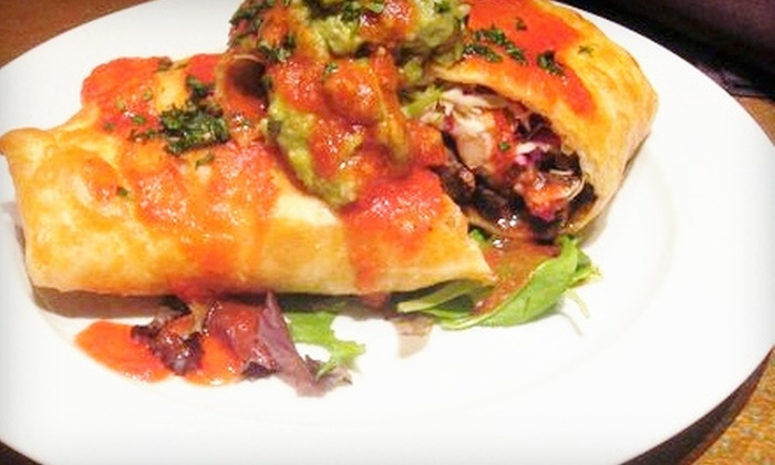 Nuestra Mesa - Camas: $12 for $25 Worth of Mexican Dinner Fare at Nuestra Mesa (or $7 for $15 Worth of Lunch)