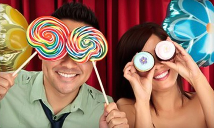 SweetPix Photo Booths - Pittsburgh: $395 for a Four-Hour Photo-Booth Rental from SweetPix Photo Booths ($790 Value)