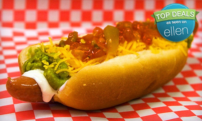 Capitol Dawg - Midtown: $7 for $14 Worth of Eats and Drinks at Capitol Dawg