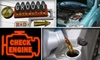 Groovy Automotive and Lube - Multiple Locations: $16 for a Full-Service Oil Change from Groovy Automotive and Lube (Up to $36.60 Value)