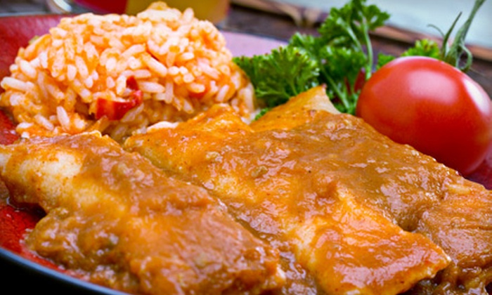 Gramma Mora's - North Park: Authentic Mexican Fare for Two or Four at Gramma Mora's (Up to 61% Off)
