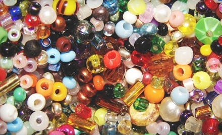 $30 Groupon to Amy's Beads - Amy's Beads in Plantation