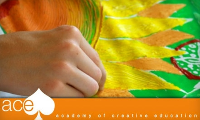 Academy of Creative Education - Franklin: $50 for Two Individualized Tutoring Sessions from Academy Of Creative Education ($100 Value)