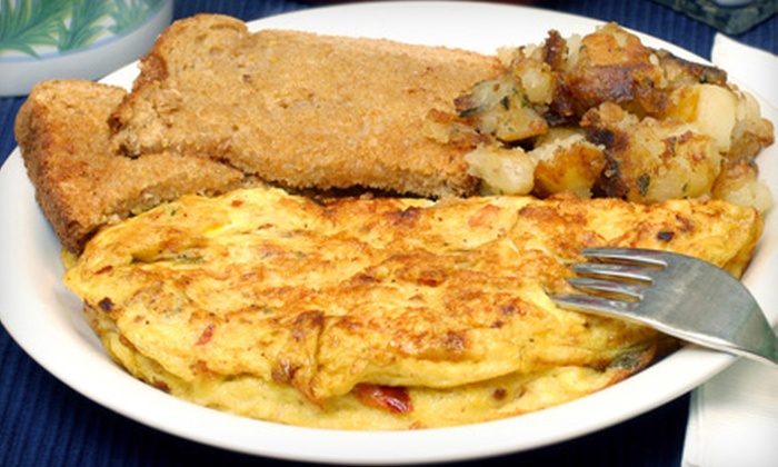 JJ's Eatery - Old Orchard Beach: $10 for $20 Worth of American Café Fare at JJ's Eatery
