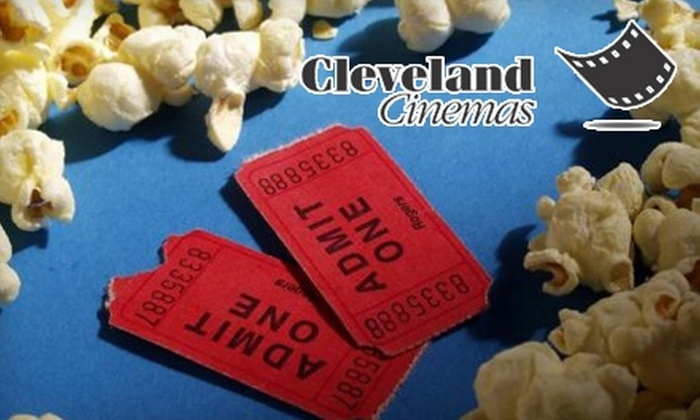 Cleveland Cinemas - Multiple Locations: $12 for Two Tickets and One Large Popcorn at Cleveland Cinemas ($24.75 Value). Choose from Seven Locations.