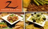 Zingers Bar & Grill - Austin: $15 for $30 Worth of Grub and Guzzle at Zingers Bar and Grill