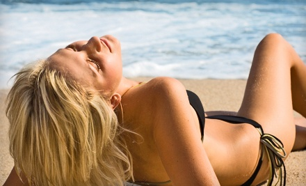 3 VersaSpa Spray Tans and 3 Red-Light-Therapy Sessions (a $148 value) - ProTan Spa in Phoenix