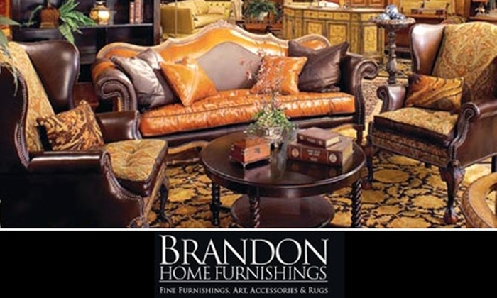 Brandon of Hunt Valley - Cockeysville: $45 for $100 Worth of Furniture and Half Off Your Purchase at Brandon Home Furnishings