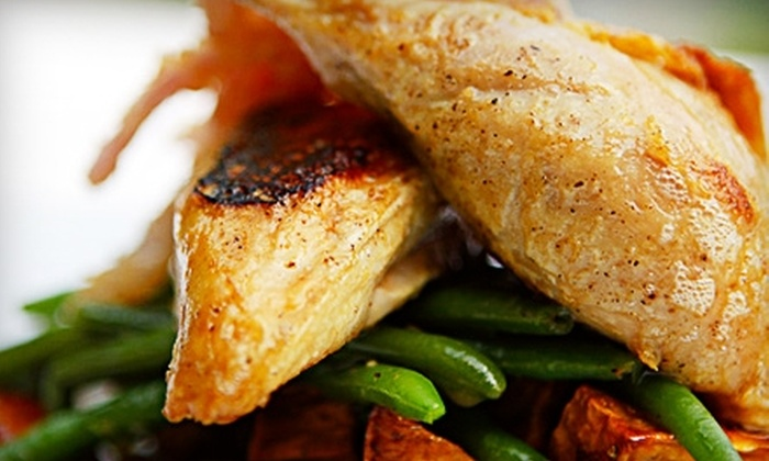 FireWater - Charlotte: $15 for $30 Worth of Gourmet American Fare at FireWater