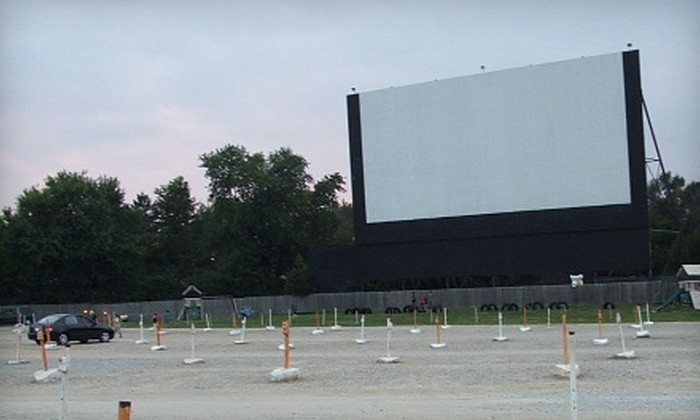 Tibbs Drive-In Theater - Indianapolis: $10 for Two Adult Admissions at Tibbs Drive-In Theater ($20 Value)
