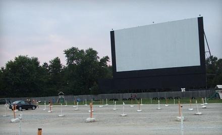 Tibbs Drive-In Theater - Tibbs Drive-In Theater in Indianapolis