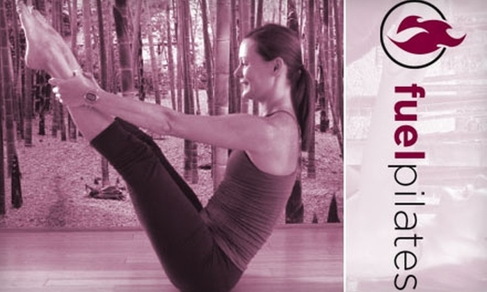 Fuel Pilates - Georgetown: $45 for Five Drop-In Group Pilates Classes at Fuel Pilates
