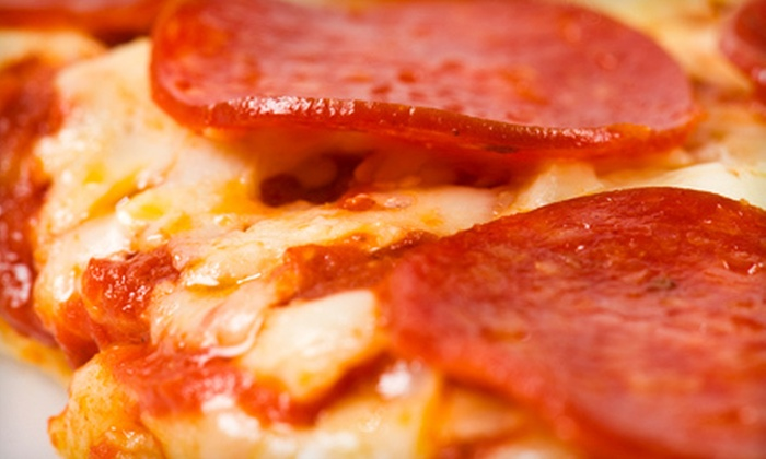 Donati's Pizza - Green Bay: $7 for $15 Worth of Casual Italian Fare for Delivery or Carryout from Donati's Pizza in Lake Forest