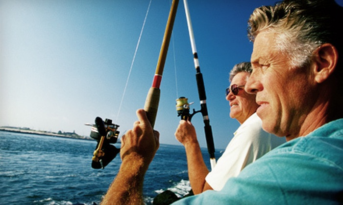 Western Sound Charters - Sun Haven: $449 for a Half-Day Chartered Fishing Trip for Four from Western Sound Charters in New Rochelle (Up to $975 Value)
