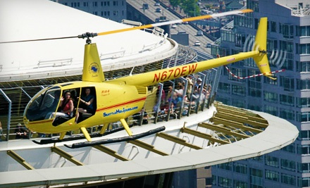 18-20-Minute Helicopter Ride for 3 (a $272 value) - SeattleHeliTours.com in Seattle