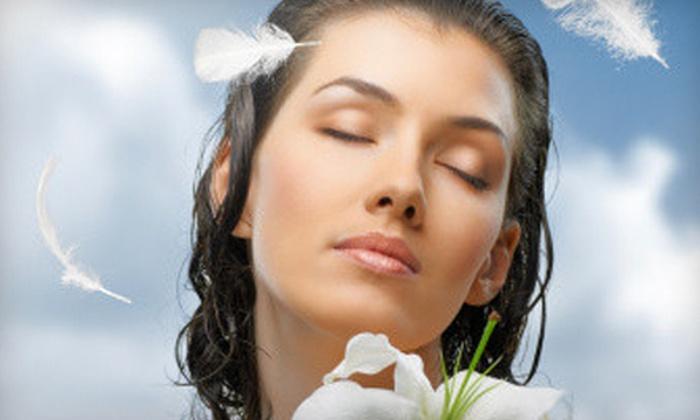 Spa De Beauté - Southwestern Sacramento: One or Three Rejuvenating Facials or Full Eyelash Extensions at Spa De Beaute (Up to 53% Off)