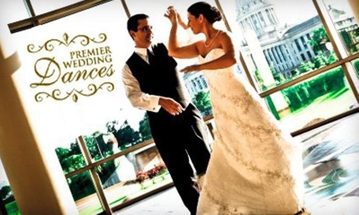 Premier Wedding Dances - Pennington 10: $25 for $100 Worth of Dance Lessons at Premier Wedding Dances
