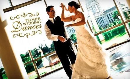 $100 Groupon to Premier Wedding Dances - Premier Wedding Dances in Oklahoma City