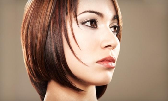 La Dolce Belladonna Salon - El Cajon: $45 for $100 Worth of Hair and Facial-Waxing Services at La Dolce Belladonna Salon
