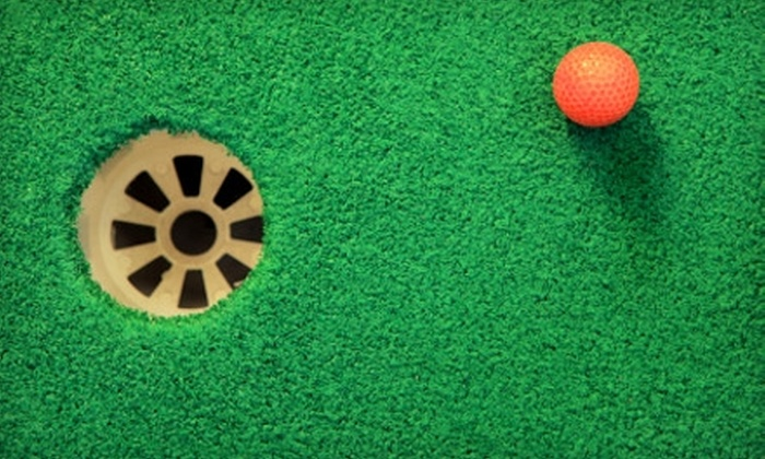 Mac N Bones Golf & Grill - Pearl: $10 for Unlimited Mini Golf for Two Plus Two Bags of Chips at Mac N Bones Golf & Grill ($22 Value)