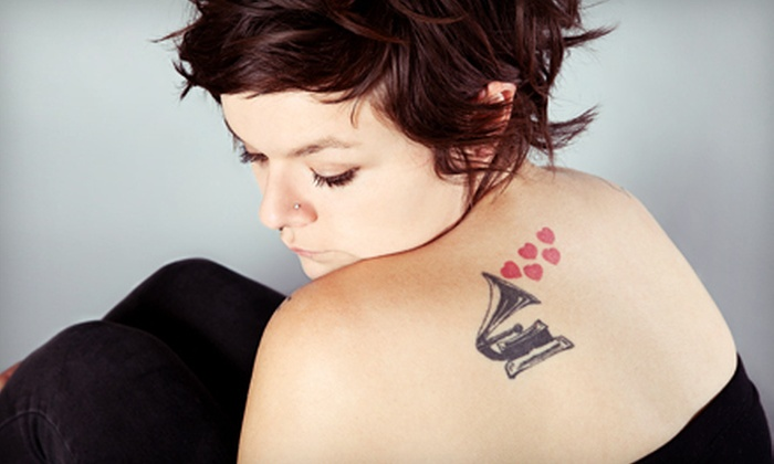 Tataway - Downtown: Laser Tattoo-Removal Treatment at Tataway (Up to 54% Off). Four Options Available.