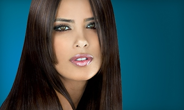 Hair on 5th Avenue  - Downtown Scottsdale: $140 for a Brazilian Smoothing Treatment, Women's Haircut, and Style at Hair on 5th Avenue in Scottsdale ($430 Value)