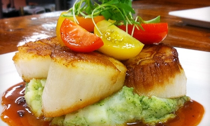 Compass Arizona Grill - Phoenix: $25 for $50 Worth of Upscale Seasonal Fare and Drinks at Compass Arizona Grill at the Hyatt Regency Phoenix